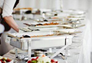 chafing nádoby půjčovna Gastro ceník 180 Kč
